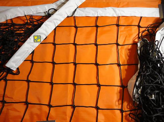 Сетка для классического волейбола «ЭЛИТ 10» белая, фото 2