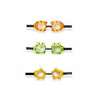 Детские очки для плаванья 3-8 лет Intex 55603, фото 1