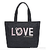 Пляжная сумка с пайетками Victorias Secret, фото 2