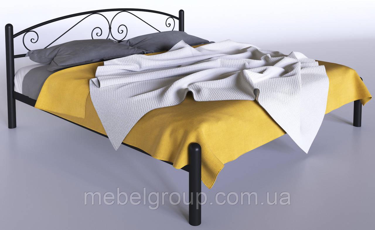Металлическая кровать Виола