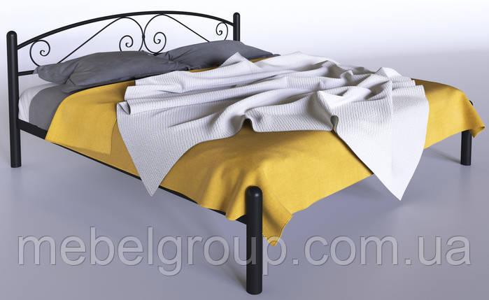 Металлическая кровать Виола, фото 2