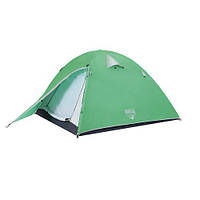 Палатка туристическая Bestway Glacier Ridge 2чел (70+200)*200*120см