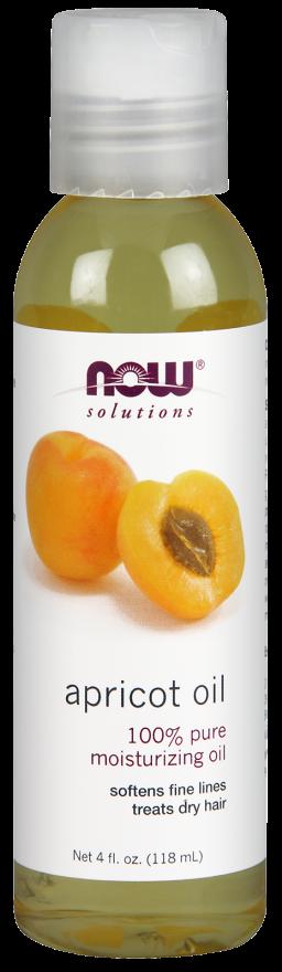 Масло Абрикосовых Косточек NOW Foods Apricot Jil 118 ml