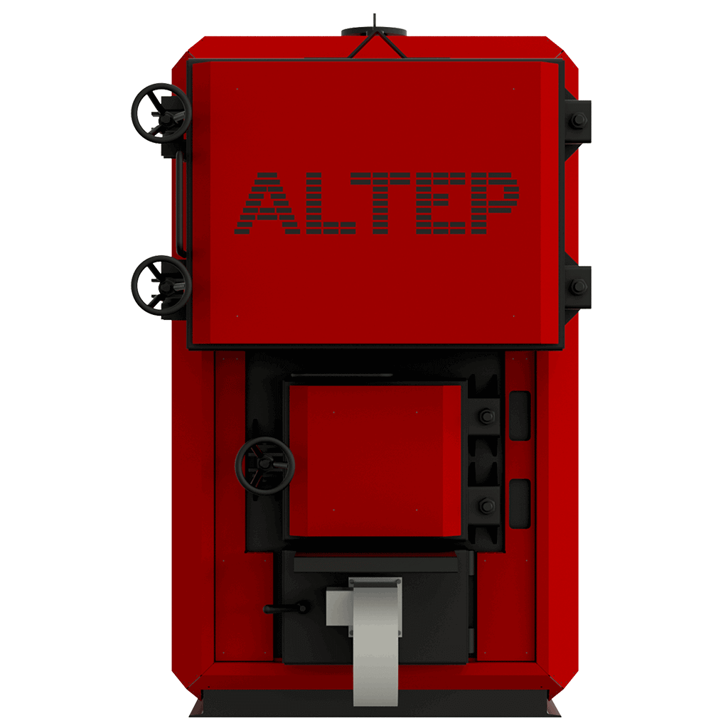 Твердотопливные котлы Altep-MAX 300 кВт (Украина)