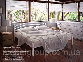 Металева ліжко Маранта, фото 2