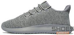 Женские кроссовки Adidas Tubular Shadow Knit «Grey»