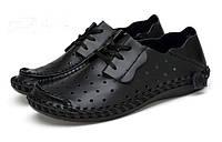 Мокасины,туфли мужские с натуральной кожи.