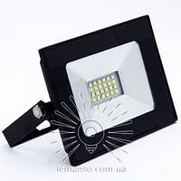 LED прожектор SMD LEMANSO LMP11-25 20W 6500K IP65 1600LM черный