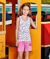 BERRAK Майка+шорты для девочки 6555