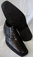 Туфли офицерские (кожа)