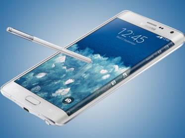Samsung Galaxy Note Edge поступил в продажу в Южной Корее
