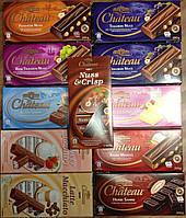 Немецкий шоколад Chateau (Шато) в ассортименте 200 g.