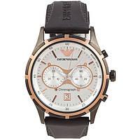 Стильные часы Armani AR0584 Black White реплика