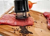 Размягчитель мяса Тендерайзер молоток для отбивания мяса стейка отбивных 56 лезвий нержавеющая сталь