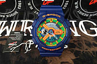 Копия спортивных часов Casio g-shock Ga-110 Dark Blue AAA