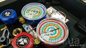 Манометрический 2-х вентильный коллектор в кейсе MC 93661 MBC Mastercool