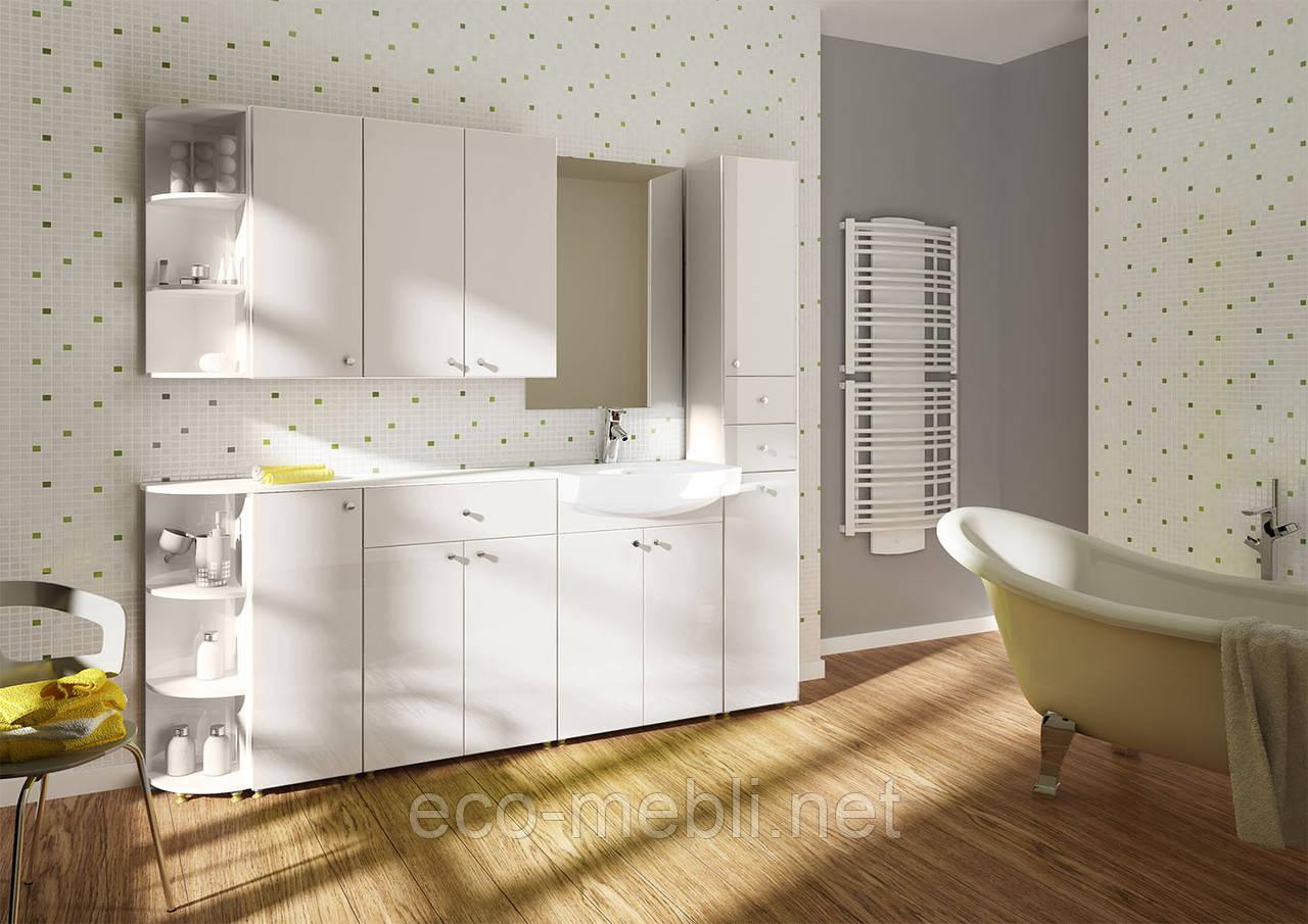 Комплект меблів для ванної Milena Pro