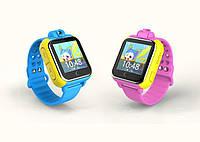 """Детские умные часы телефон Q200(Q730) Smart Watch с Камерой, GPS, Wi-Fi, 1.54"""" Сенсорный экран"""