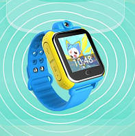 """Детские умные часы телефон Q200(Q730) Smart Watch с Камерой, GPS, Wi-Fi, 1.54"""" Сенсорный экран 3 цвета"""