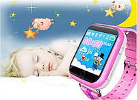 """Детские умные смарт часы  телефон Q750/Q100s Smart Watch c Gps и Wi-Fi, 1.54"""" сенсорный дисплей 4 цвета"""