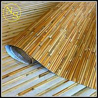 Натуральные обои бамбук-тростник C 1038L