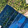 Синий   профилированный  поликарбонат  1,05*6м, фото 2