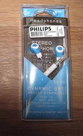 Вакуумные наушники Philips EV 551