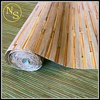 Натуральные обои бамбук-тростник D 3002L