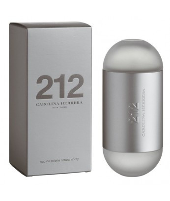Carolina Herrera 212 For Women туалетная вода 60 ml. (Каролина Херрера 212 Фор Вумен)