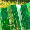 Зеленый   профилированный  поликарбонат  1,05*3м, фото 4