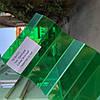 Зеленый   профилированный  поликарбонат  1,05*4м, фото 3