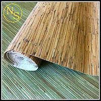Натуральные обои бамбук-тростник D 3112L