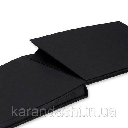 Альбом Moleskine маленький карманный черный ARTFO1A2, фото 2