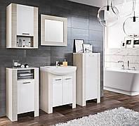 Комплект меблів для ванної Talia білий