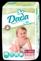 Подгузник Dada extra soft  4+(9-20 кг) 48 шт