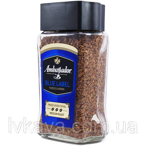Кофе растворимый Ambassador Blue Label , 190 гр, фото 2