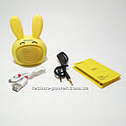 Портативная Bluetooth колонка Awei Y700 Зайчик, фото 8