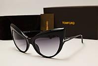 Женские солнцезащитные очки Tom Ford TF0284  (черный цвет), фото 1