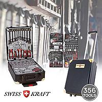 Набор инструментов Swiss Kraft 356tlg