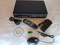 Регистратор DVR-9206E, видеорегистратор 16-ти канальный hd dvr, видеорегистратор DVR-9206EH H.264 16CH