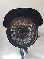 Аналоговая IR CCD камера для наружного видеонаблюдения ночная YS-632CCD 8MM