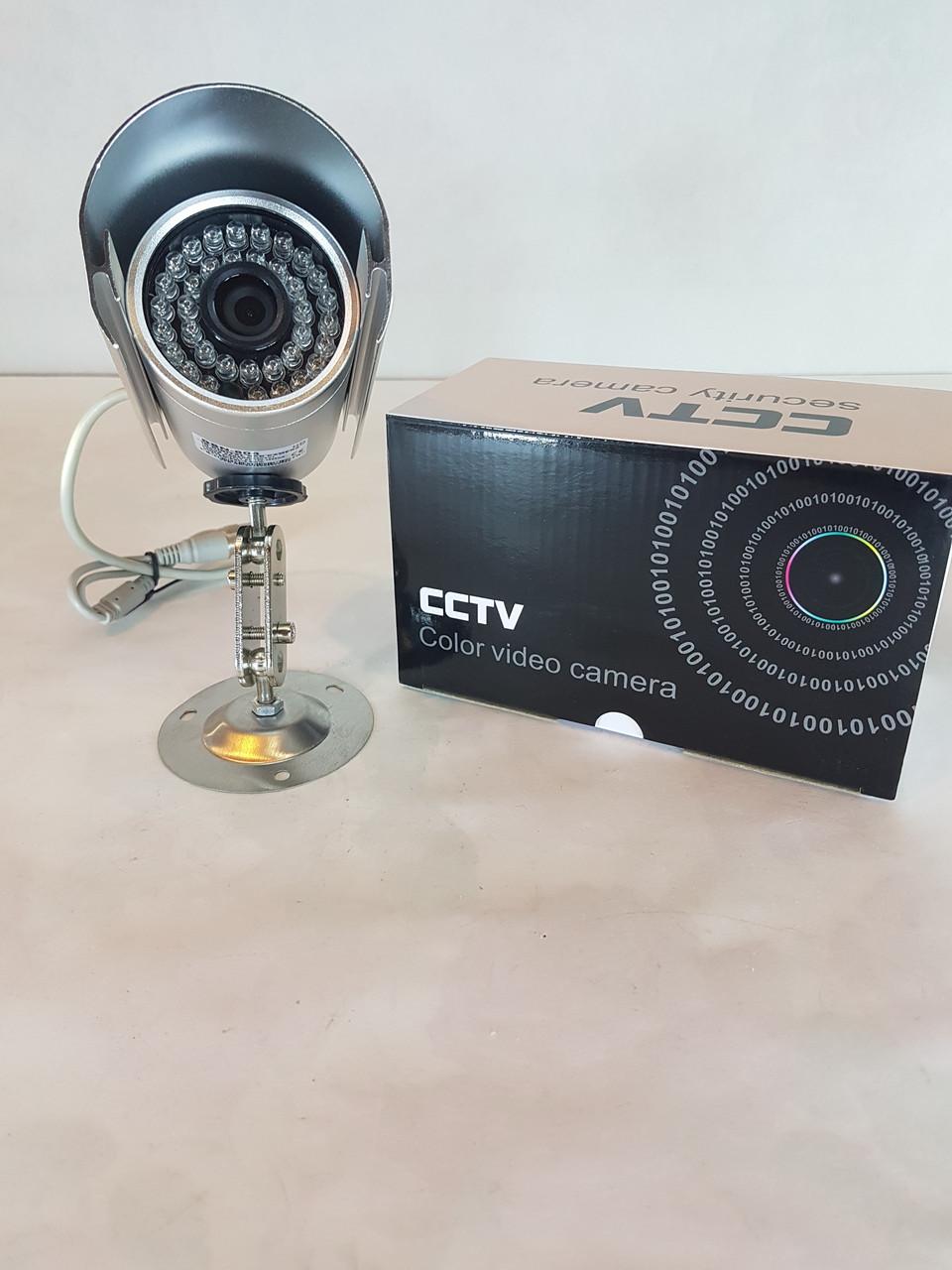 Камера аналоговая IR CCD  для наружного видеонаблюдения DSN-806(3.6 мм)HD видео наблюдения CCD