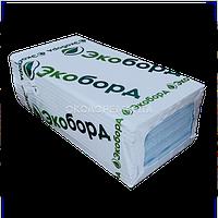Экструдированный пенополистирол Экоборд 1200*600*40 мм