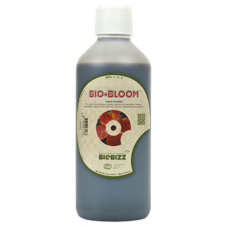 Органическое удобрение для гидропоники и органического выращивания BIOBIZZ Bio-Bloom 1L