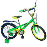 Велосипед детский 2-х колесный  16'' от 4 до 6 лет