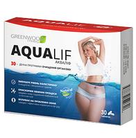 АКВАЛИФ №30 (AQUALIF №30) Сильный комплекс для похудения из натуральных компонентов