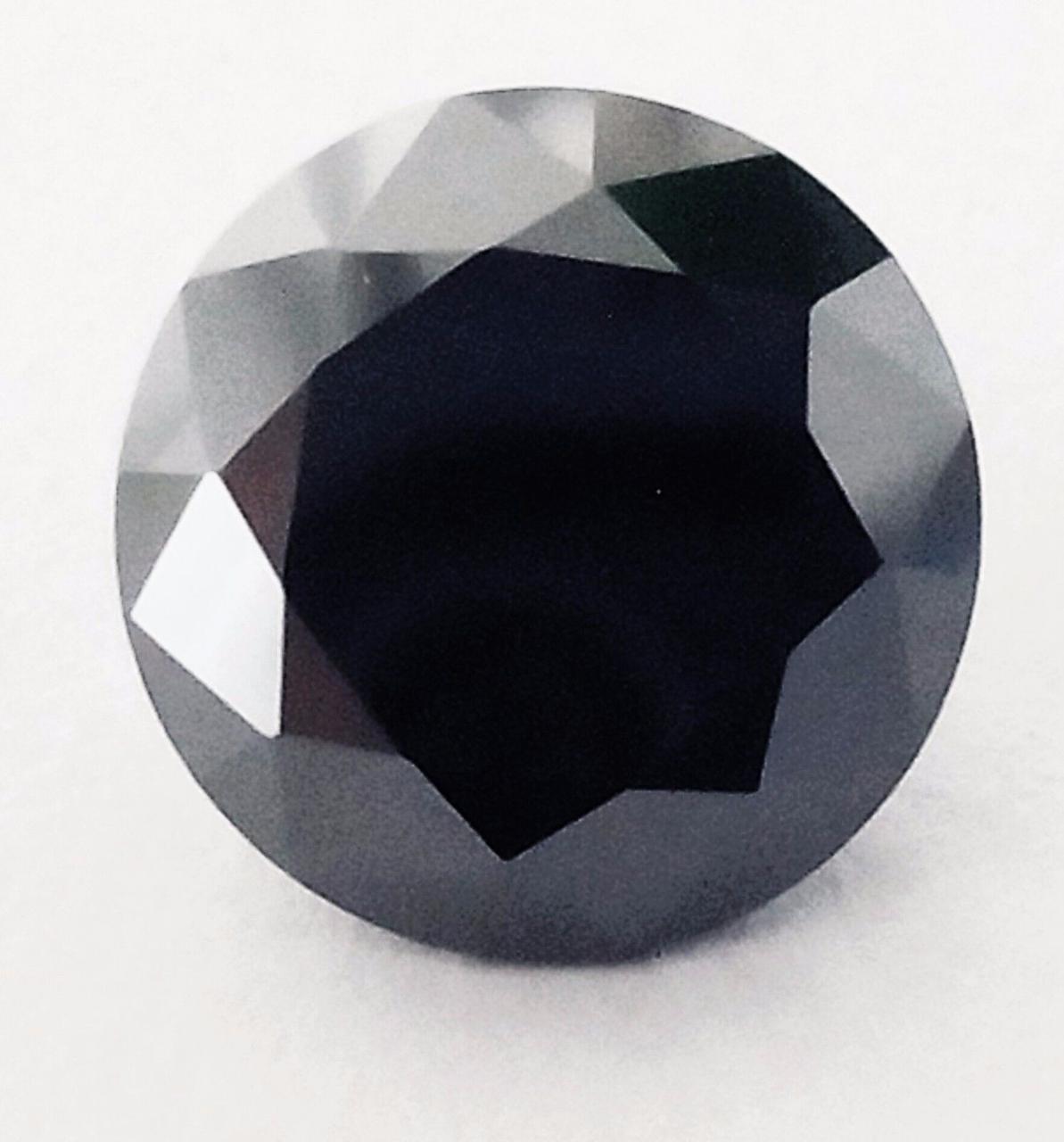 Бриллиант - Муассанит  2.35 carat 8.95 mm