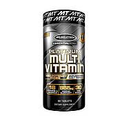 Витамины MuscleTech Platinum Multi Vitamin 90 капс.