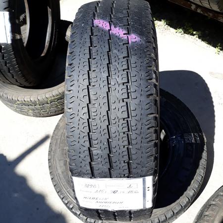 Бусовские шины б.у. / резина бу 215.70.r15с Michelin Agilis 81 Мишлен
