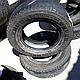 Шины б.у. 215.70.r15с Michelin Agilis 81 Мишлен. Резина бу для микроавтобусов. Автошина усиленная. Цешка, фото 2